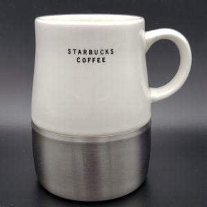 2004 STARBUCKS Coffee Mug Stainless Steel Travel